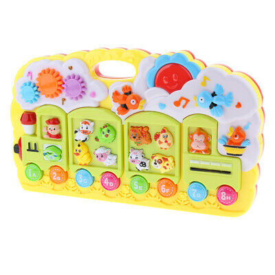 b06806af99dcc BABY MUSICAL TOYS Keyboard Piano Electronic Learning Fun Playing ...