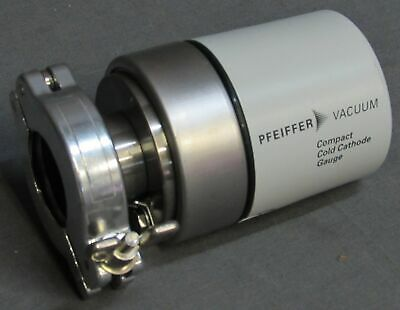 Pfeiffer Vacuum Type Ikr 251 Compact Cold Cathode Gauge D-35614 Asslar