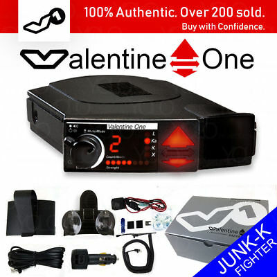 New Valentine One V1 Police Radar Detector Latest Version
