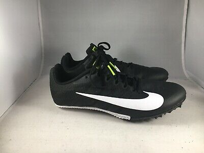 brand new c372d 364ed Nike Zoom Rival S 9 Track Running Shoes Mens 5.5 Womens 7 907564-017