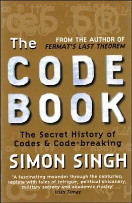 The Code Book: The Secret History of Codes & Code-Breaking By Simon Singh