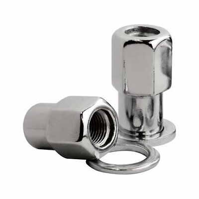 Billet Specialties Lug Nuts 7/16-20 .685 Shank Dia Set of 10 Chrome 999991 Car & Truck Lug Nuts & Accessories Auto Parts & Accessories