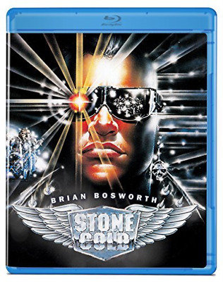 STONE COLD-STONE COLD Blu-Ray NEW