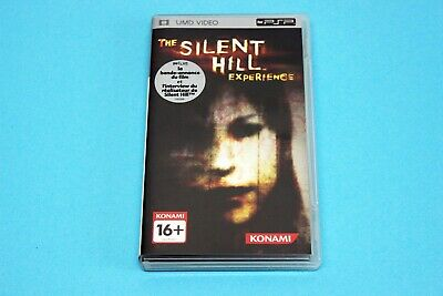 Playstation Portable PSP Fim UMD - Silent Hill - Experience - in OVP