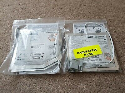 Cardiac Science Defibrillation Pads Adult And Paediatric. Ideal for training.