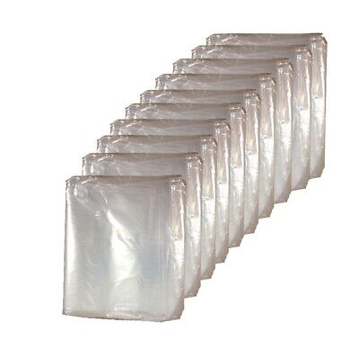 Grip Seal Bags Self Resealable Mini Grip Poly Plastic Clear Zip Lock |All Sizes|