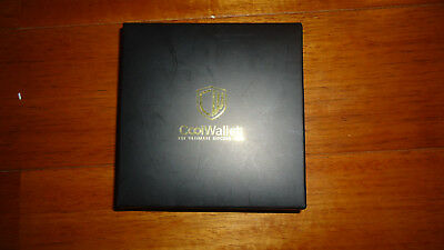 COOLWALLET Wireless Bitcoin Wallet - Portefeuille Bitcoin - Prtotection stockage