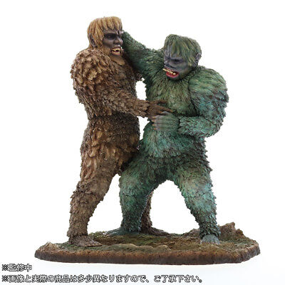 X-PLUS RIC WAR of the GARGANTUAS SANDA & GAIRA USA SELLER MIB GODZILLA MONSTER
