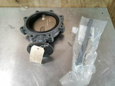 Milwaukee Valve CL223E 8 8 In Pipe Size 200 Max PSI Butterfly Valve