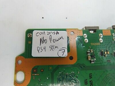 AS IS: SONY PlayStation 4 PS4 Slim Motherboard SAD-002 CUH-2015A (7)