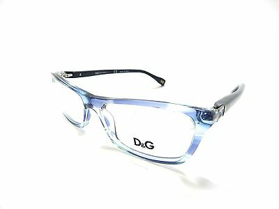 ff748690453 Dolce   Gabbana Eyeglasses D G 1215 1769 50-16-135 Optical New Authentic
