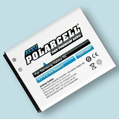 PolarCell Replacement Battery for Samsung Galaxie S2 and S II Plus - Galaxi R