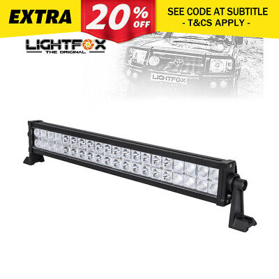 "23inch CREE LED Light Bar Spot Flood  Driving Work Lamp Offroad 4X4  20"" 23"""