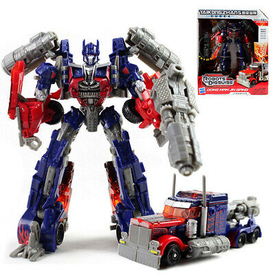Optimus Prime Autobots Action Figures Robot (For Transformers:The Last Knigh)