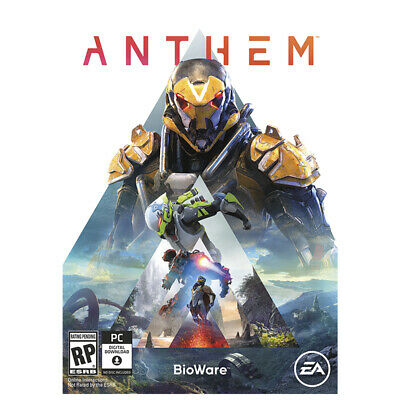 ANTHEM - GIOCO COMPLETO - only RTX 2060 / 2070 or  RTX 2080 / 2080 TI
