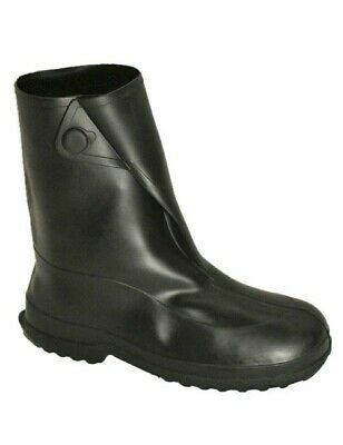 Tingley 1400 10″ Heavy Duty Rubber Work Boot – Molded in button Secure Closure