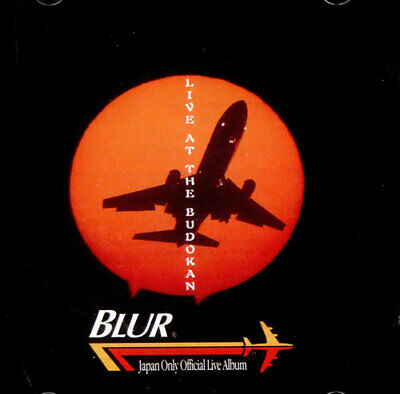 Blur Live At The Budokan 2 CD album (Double CD) Japanese TOCP-8906-7 FIRST