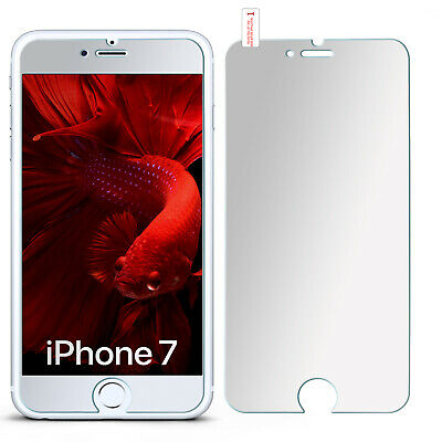 Panzer Glasfolie für Apple iPhone 8 / iPhone 7 Display Schutz in MATT aus Glas