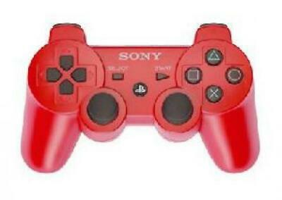 Sony SIXAXIS Dualshock3 Controller rot - PS3