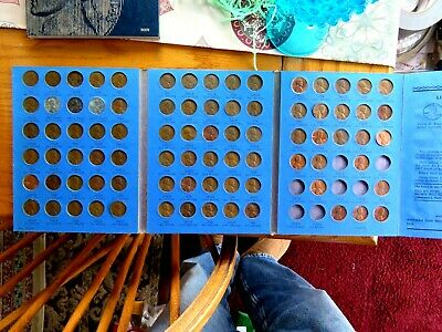 Complete Lincoln Penny Set 1941 Through 1964 Al Pds Mint Marks With Extra Coins