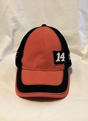 ab4eb9a9b3fc9 NASCAR CHASE PITCAP   14 Tony Stewart Bass Pro Shops Racing Cap Hat ...