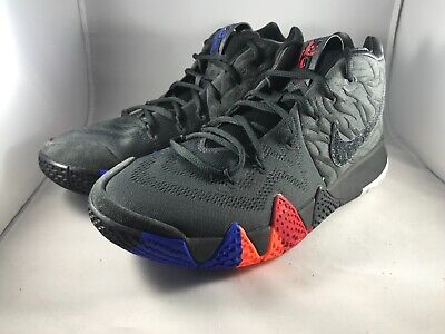 size 40 9fde9 f832a Nike Kyrie 4 Basketball Shoe 11.5 Year of the Monkey Anthracite Black  943806 011