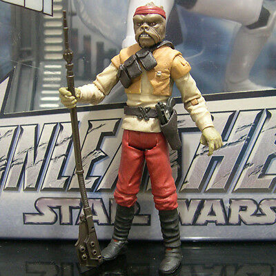 "STAR WARS the vintage collection KITHABA skiff guard 3.75"" rotj VC56"