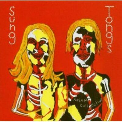 Animal Collective - Sung Tongs CD NEU OVP