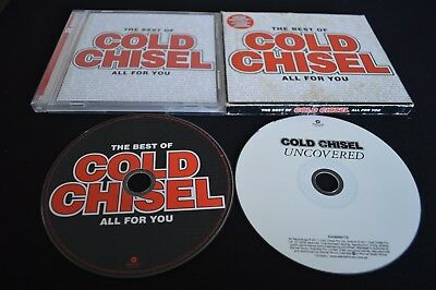 The Best Of Cold Chisel Limited Edition Australian 2 X Cd In Slipcase Cover!