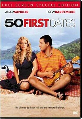 50 First Dates (Full Screen Special Edition) (Dvd)