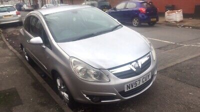 Vauxhall Corsa 1.2 SILVER 3dr