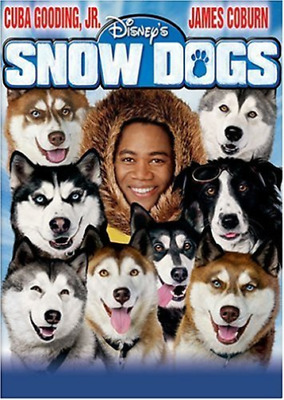 GOODING,CUBA JR.-Snow Dogs DVD NEW