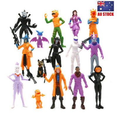 Fortnite Battle Game Royale Save The World Action Figure Doll Toys Gifts 15 PCS