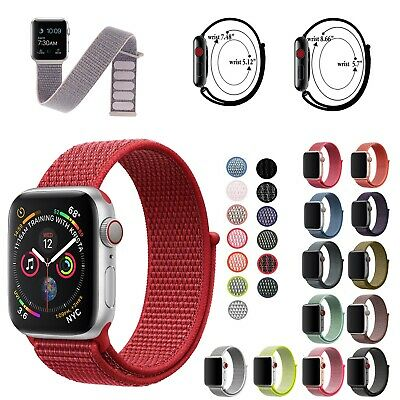 SILICONE BAND SPORT Soft Strap for Apple Watch iWatch Series