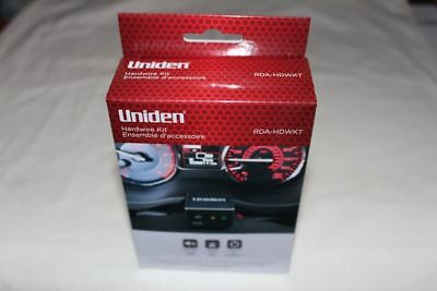Uniden Radar Detectors Direct Wire Smart Cord Hardwire Kit Dfr6 Dfr7 R1 R3
