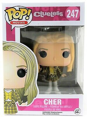 Funko Pop Clueless Cher Movies Vinyl Figure Doll Toy