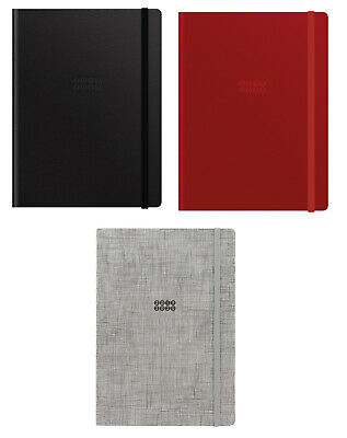 Letts Edge 2019-2020 A5 Week To View Academic 18 Month Diary Mid Year With Notes