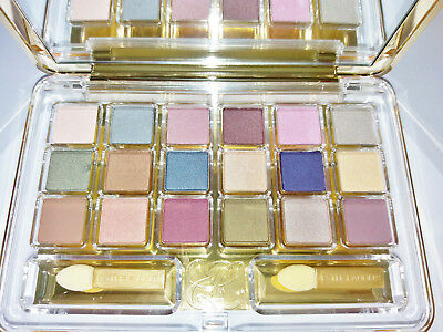Estee Lauder Pure Color Eyeshadow Palette Deluxe Compact 18 Shades New