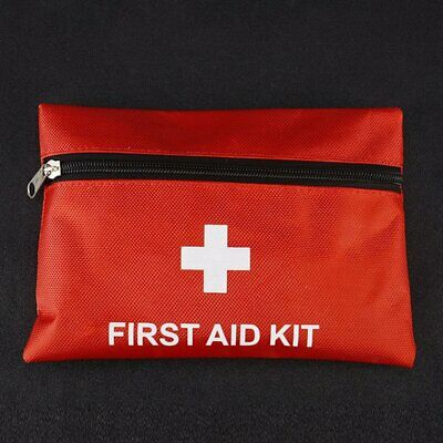 Travel Outdoor Medical Home First Aid Kit Travel Portable Small Medical   D