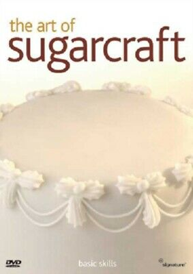 The Art Of Sugarcraft - Basic Skills [DVD], 5022508109615