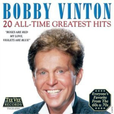 Vinton,bobby-20 All Time Greatest Hits Cd New