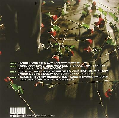 Eminem ‎– Curtain Call (The Hits)   2 × Vinyl,  Compilation, Gatefold