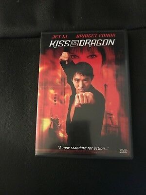 Kiss of the Dragon (DVD, 2006, Widescreen; Checkpoint)