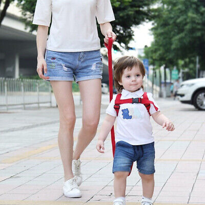 Baby Kids Safety Walking Harness-Child Anti-lost Backpack Reins Belt Straps Belt