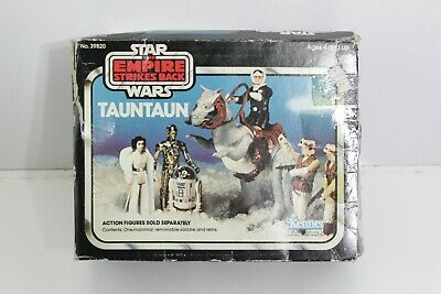 1983 Kenner Star Wars The Empire Strikes Back Tauntaun With Box No. 39820