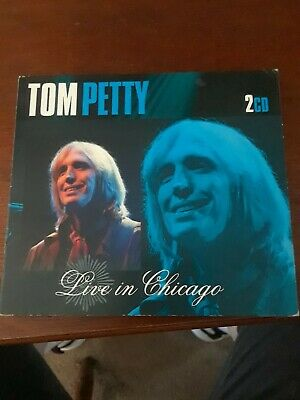 Tom Petty Live In Chicago (2 CD, 2009, Immortal) Tom Petty & The Heartbreakers