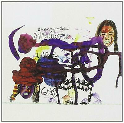 Animal Collective - Grass SPECIAL EDITION SCOTT COLBURN CD/DVD NEU OVP