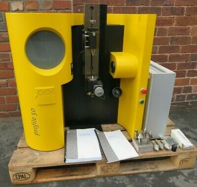 Brown & Sharpe Profile 50 P50 Non-Contact Roundness Measurment System