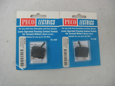 LOT OF 2 NEW PECO T8532-001 Performance PRO Thermostat 3