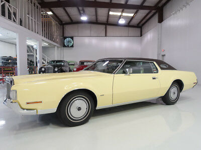 1972 Lincoln Continental Mark IV | Like new condition! Only 912 miles! 1972 Lincoln Continental Mark IV | Collector owned | Multi-award winner